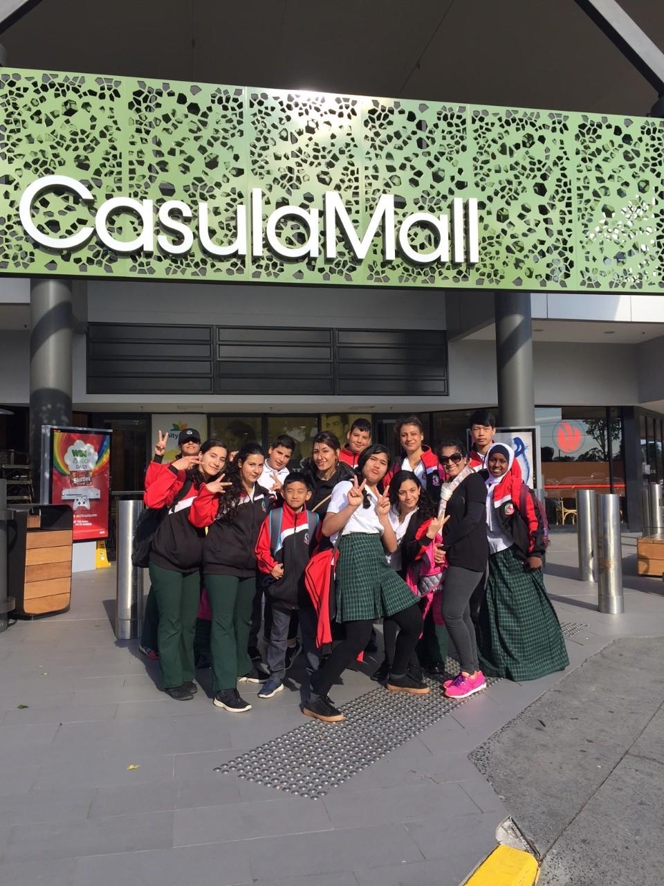 Casula shopping centre